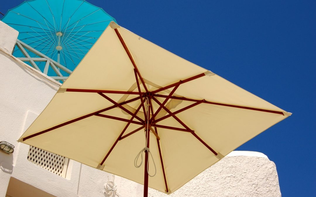 The Elegance of Market Style Umbrellas