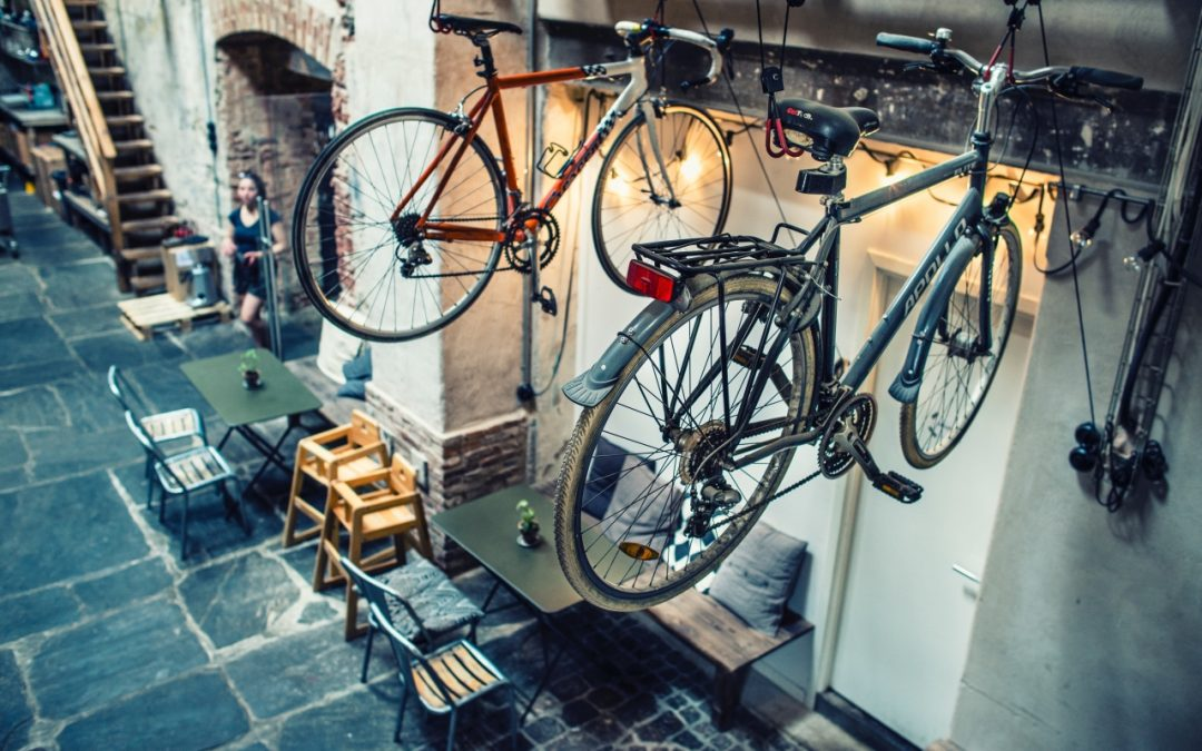 Space Issue? Top 5 Solution for Bike Storage